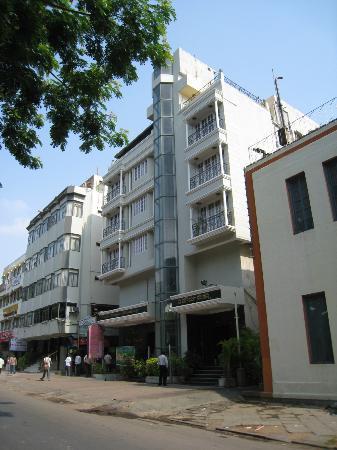 Maurya Residency: Fachada