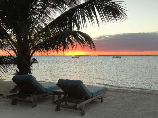 Tiamo Resorts,  sunset