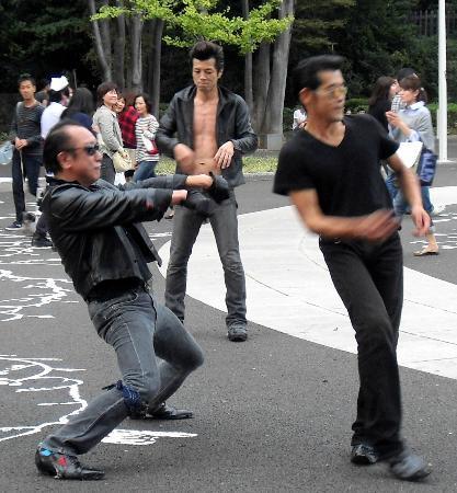 Yoyogi-Park: Einfach grandios anzusehen!