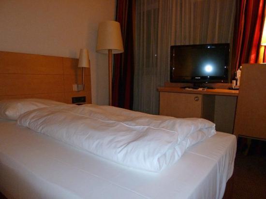 Mercure Hotel München Schwabing: Zimmerüberblick