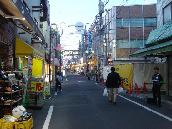 Family Inn Saiko: Near Shiinamachi Station