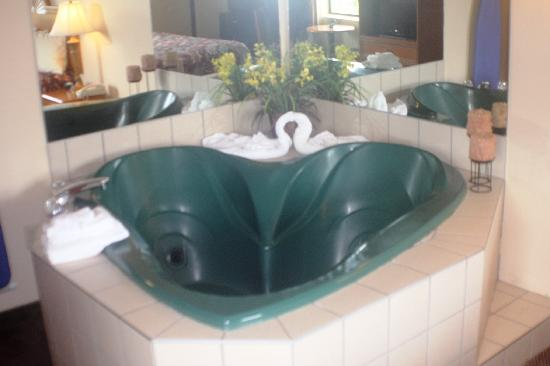 River Bend Inn: JACUZZI SUITES