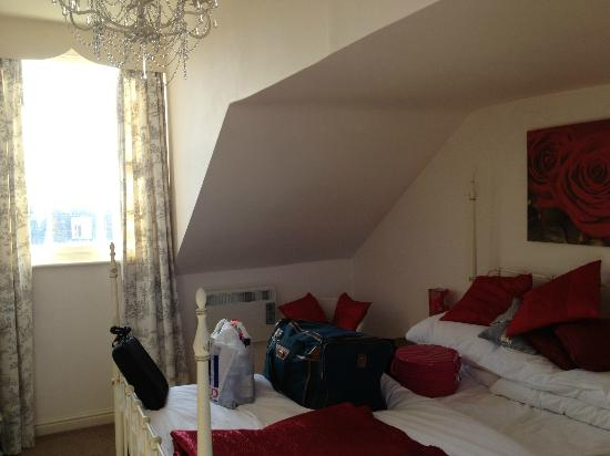 The Seaham Weymouth : pic of room 5