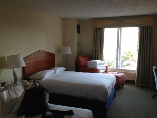 Room at Hilton Naples