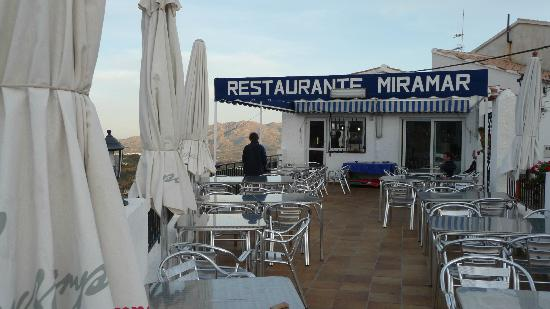 Terrace at Miramar