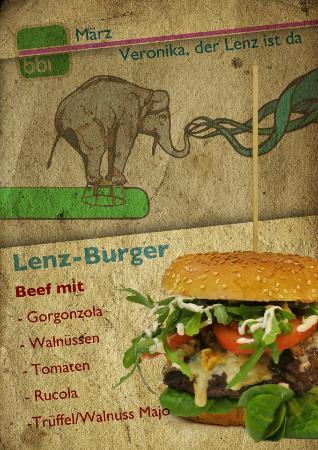 BBI - Berlin Burger International: Lenz-Burger