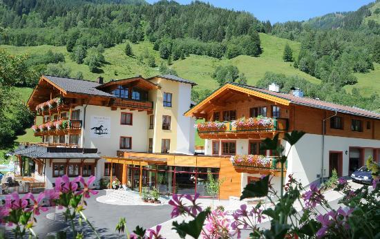 Feriendorf Ponyhof: Hoteleingang