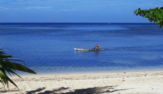 Lubang, Φιλιππίνες: ocean view resort