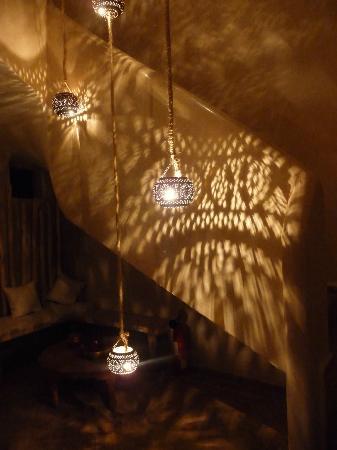 Riad Shambala: Trappenhuis