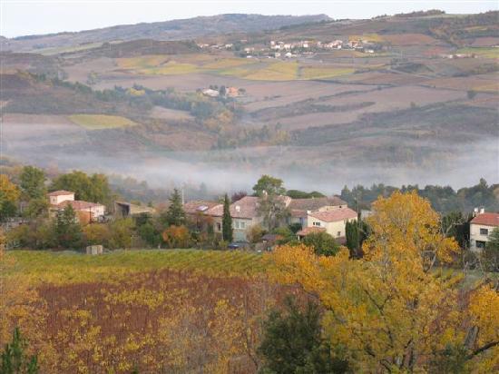 Le Jardin Clos: le hameau
