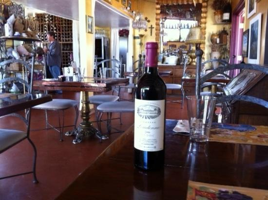 The French Corner : Great Wine...Great Times...