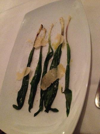Five & Ten: Georgia's Seasonal 'Ramps' (wild leeks or onions)