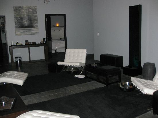 Spa Lux: Relaxation lounge