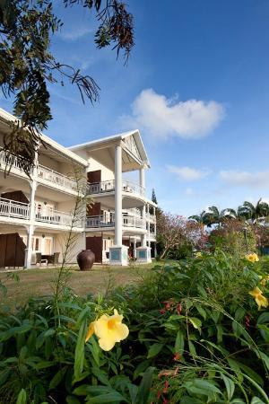 Residence La Plantation & Spa: Hotel