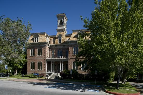 University of Nevada, Reno: Morrill Hall, the first campus building, 1885
