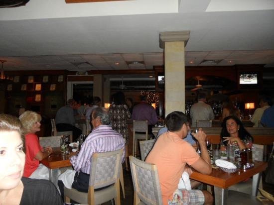 Campiello: Inside bar scene