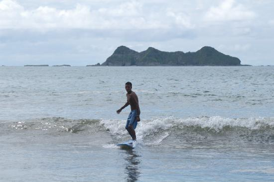 La Cusinga Eco Lodge: Surfing for all ages!