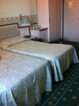 Hotel Buenos Aires: camera doppia