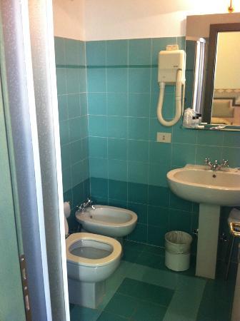 Hotel Buenos Aires: bagno