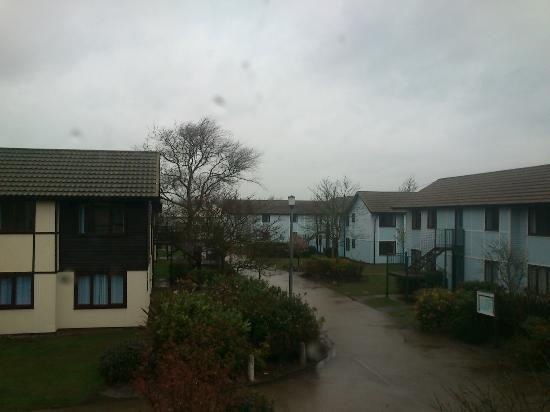Скегнесс, UK: Standard accomodation