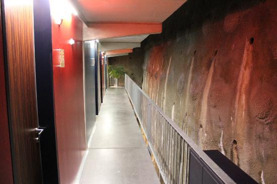 Hotel Lux Alpinae: hotel coridor