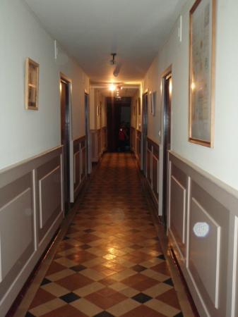 La Douce Montagne : Hallway
