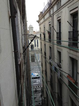 Pension Francia: petit balcon !