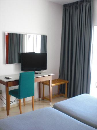 Hotel el Palmeral: Habitación doble