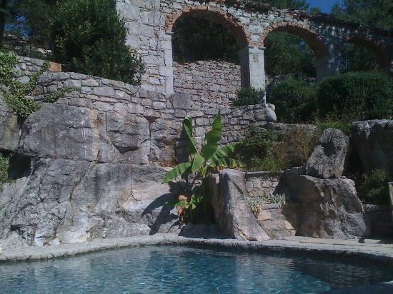 Villa Saint Patrice : Sublime piscine