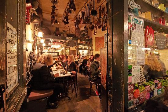 Interior of The Troubadour Cafe - Picture of Troubadour London ...