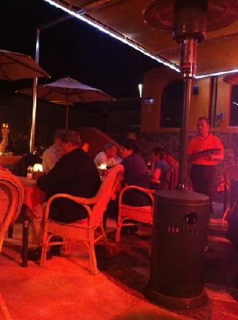 Restaurant Galeria : sala