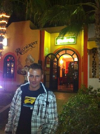 Restaurant Galeria : Esterno ristorante