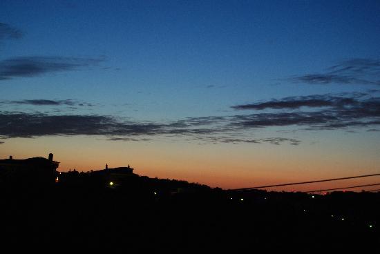Atalaia Sol Aparthotel: Sky view