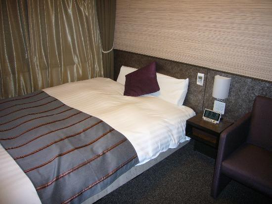 Dormy Inn Premium Kyoto Ekimae: ダブルルーム