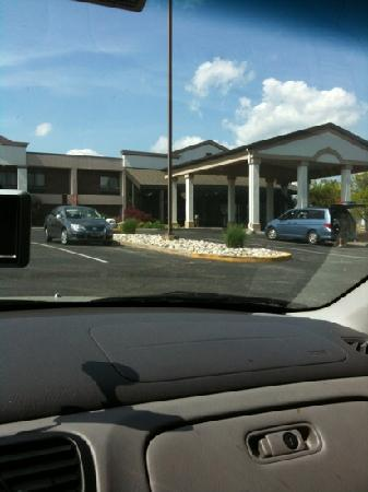 Quality Inn & Suites Westampton-Mount Holly: front entrance