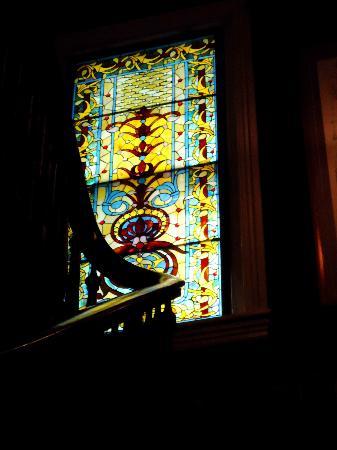 Faunbrook Bed & Breakfast: Beautiful 3rd floor window