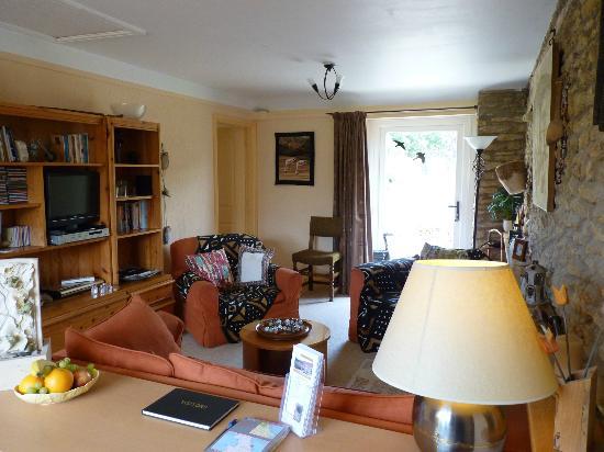 Foxholm B&B: Guest Lounge