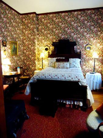 Faunbrook Bed & Breakfast: Elizabeth's room