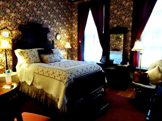 Faunbrook Bed & Breakfast: Elizabeth's room