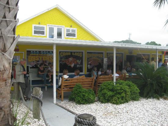 Hunt S Restaurant Panama City Beach Florida