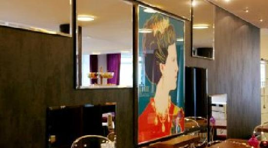 Andersen Boutique Hotel : Lounge