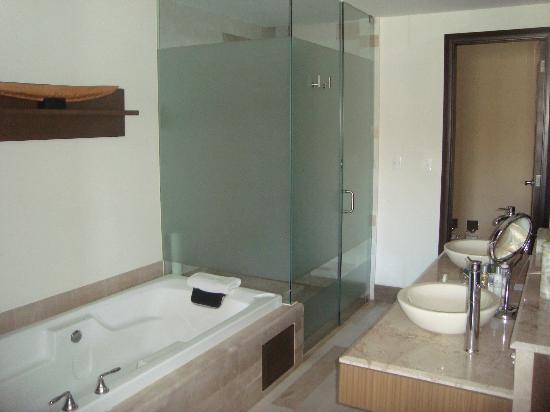 Now Amber Puerto Vallarta: baño