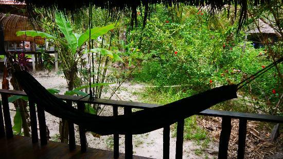 Freedomland Phu Quoc Resort: Our veranda