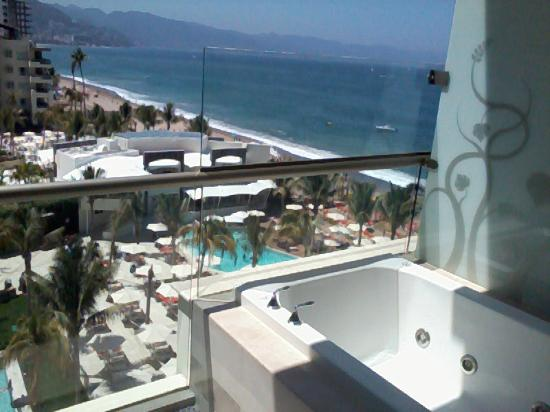 Now Amber Puerto Vallarta : vista hab