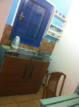 Papadakis Villas: Lovely Little Kitchen U003c3