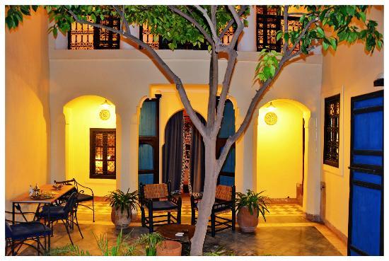 Blue room Riyad el Cadi