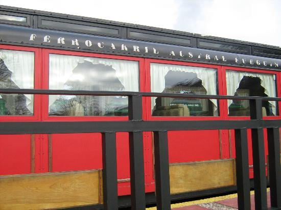 Tren Historico a Vapor Bariloche : un aspecto del tren