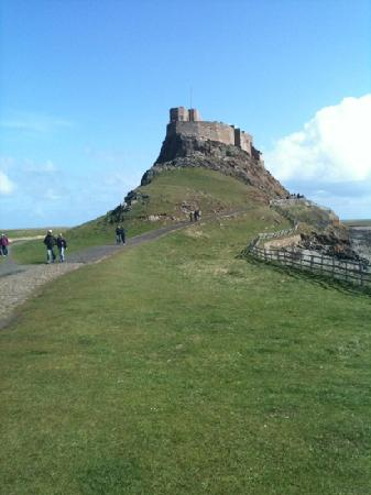 Lovely Lindisfarne is easily reached from Doxford Hall hotel