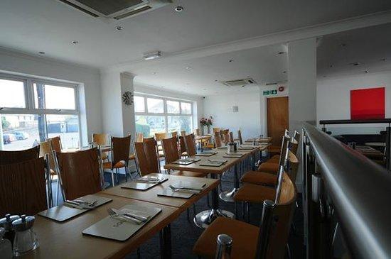 Squires Fish Restaurant: Upstairs restaurant