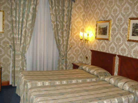 Barberini Hotel: Room